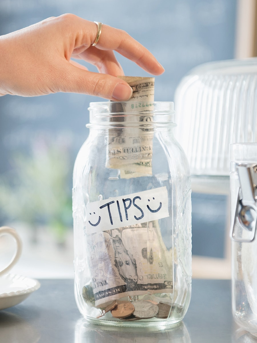 Tip Jar for Shopify